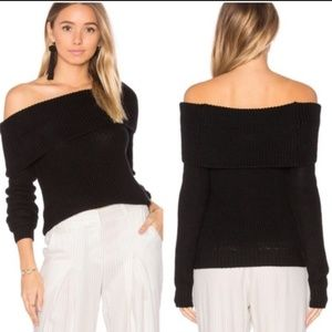 Lovers + Friends Revolve Off The Shoulder Sweater